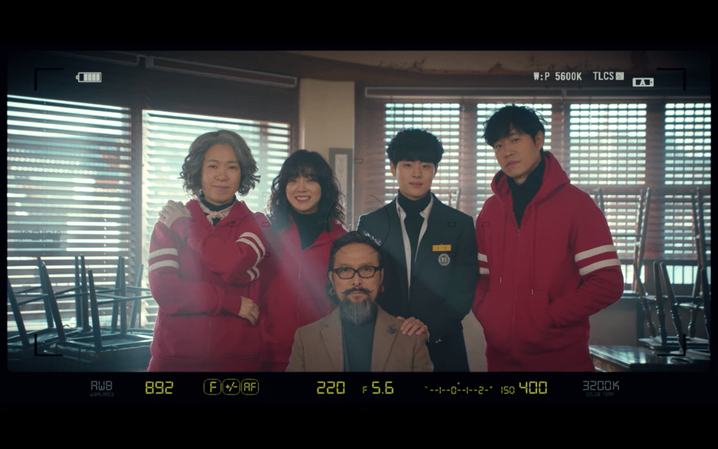 Netflix kdrama review: the Uncanny Counter (kdramaomo)