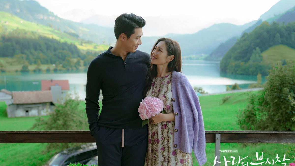 Every kdrama I have seen in 2020 (Photo: Crash Landing On You, Hyun Bin, Son Ye Jin) by Kdramaomo