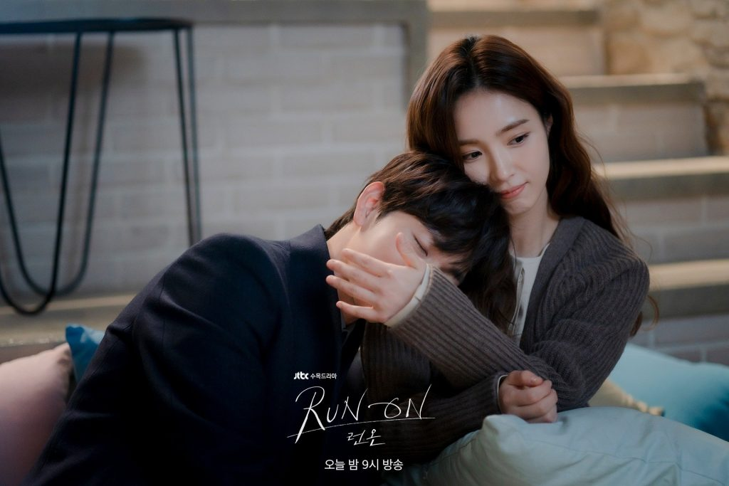 Im Siwan, Shin Se Kyung in Kdrama Run On (kdramaomo)